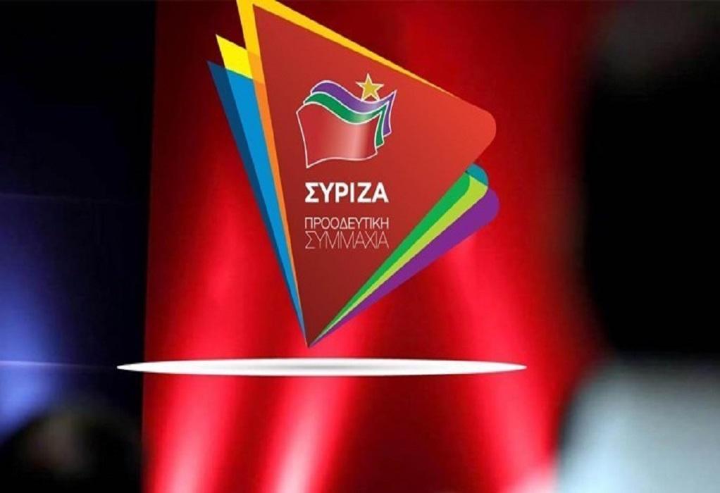 ΣΥΡΙΖΑ: Η αθλητική ηγεσία θεωρεί τους αθλητές «ρομποτάκια»