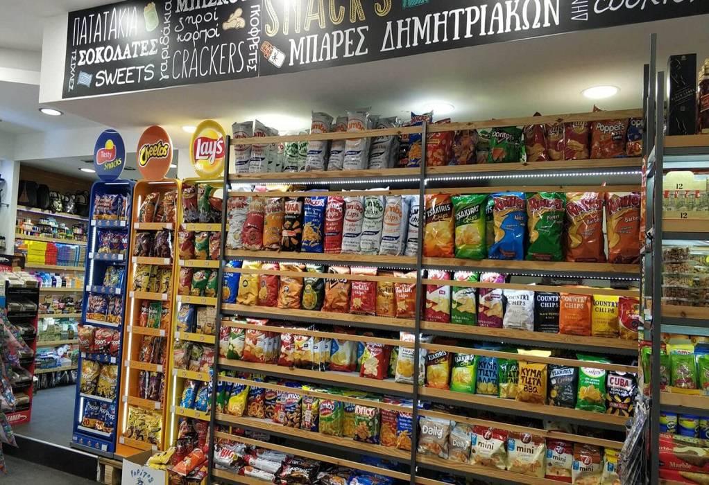 Αναλυτικά τα μέτρα που ισχύουν για τα καταστήματα τροφίμων