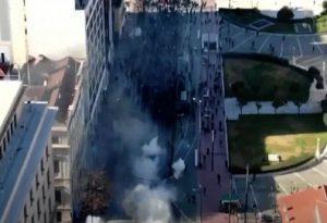 Καρέ καρέ τα χθεσινά επεισόδια στην Αθήνα – Πως άρχισαν