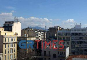 Αυτός ήταν σήμερα ο μαγικός ουρανός της Θεσσαλονίκης (Video-Timelapse)
