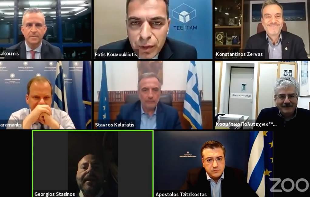 ΤΕΕ/ΤΚΜ: Η Θεσσαλονίκη μπροστά σε μία 10ετία αναπτυξιακών ευκαριών