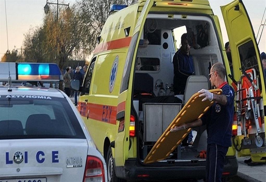 Θεσ/νίκη: Καραμπόλα τεσσάρων οχημάτων με έναν τραυματία