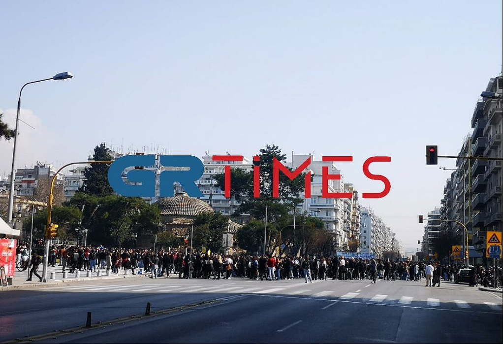 Ελλάδα:1687 συγκεντρώσεις σε ένα τρίμηνο