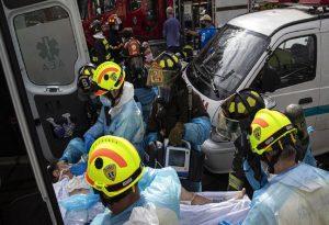 Χιλή: Ταραχές μετά τον θάνατο νεαρού από σφαίρα αστυνομικού