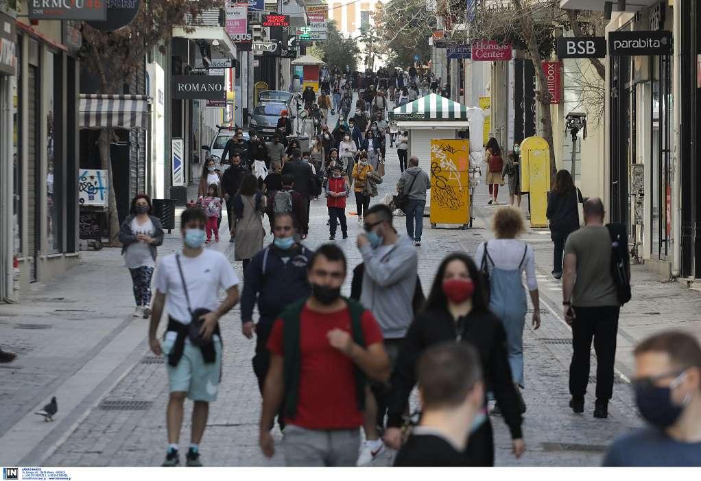 Κορωνοϊός: «Βράζει» η Αττική – Μειωμένα τα κρούσματα στη Θεσσαλονίκη
