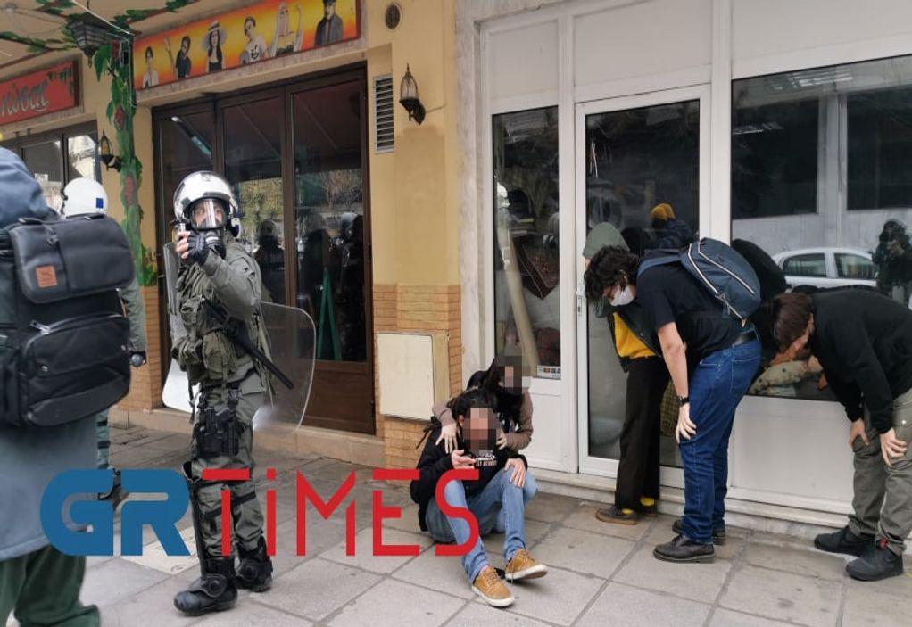Εισαγγελική έρευνα για αστυνομική βία