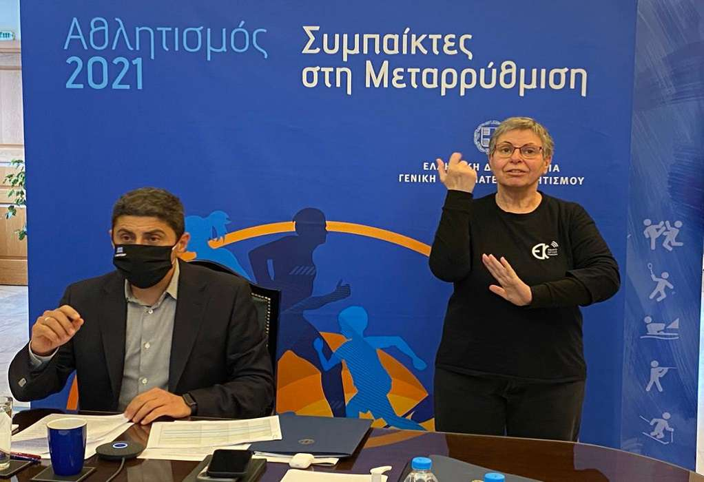Λ. Αυγενάκης: Τα στοιχεία των εβδομαδιαίων τεστ δείχνουν πολύ μικρή θετικότητα στον αθλητισμό