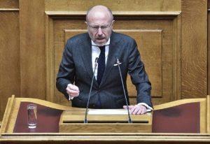 Δ. Βαρτζόπουλος: Αστυνομία και στα Πανεπιστήμια όπως παντού
