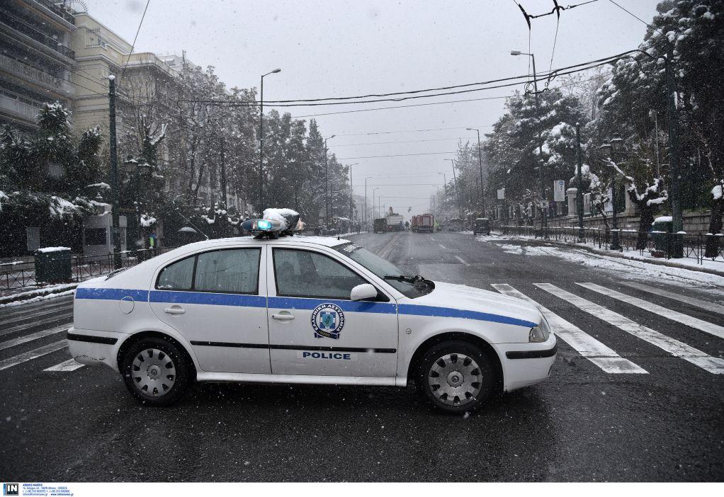 Στην κυκλοφορία η λεωφόρος Β. Σοφίας και η παλαιά εθνική οδός Αθηνών – Κορίνθου