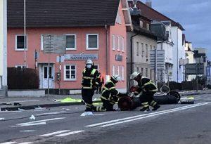 Έκρηξη στη Γερμανία: Τραυματίες στην πόλη Μέμινγκεν