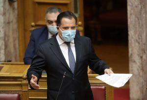 Αδ. Γεωργιάδης: Αδύνατο να σταθεί ο ΣΥΡΙΖΑ αν δεν καταδικάσει τη δήλωση του κ. Δρίτσα