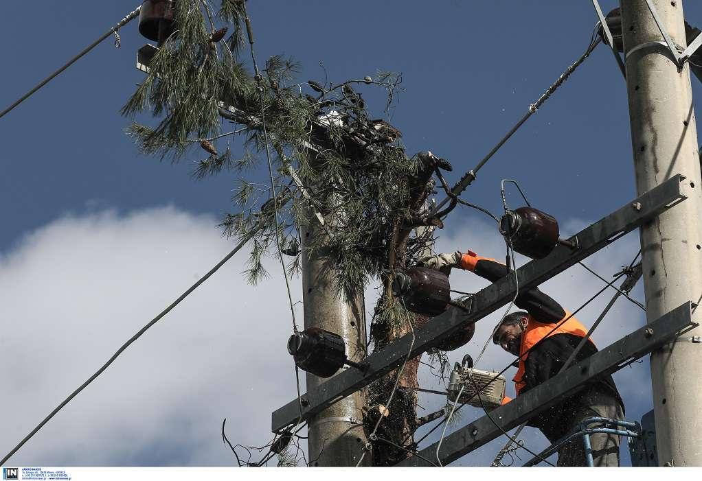 ΔΕΔΔΗΕ: Έκτακτες διακοπές ηλεκτροδότησης στα βόρεια προάστια