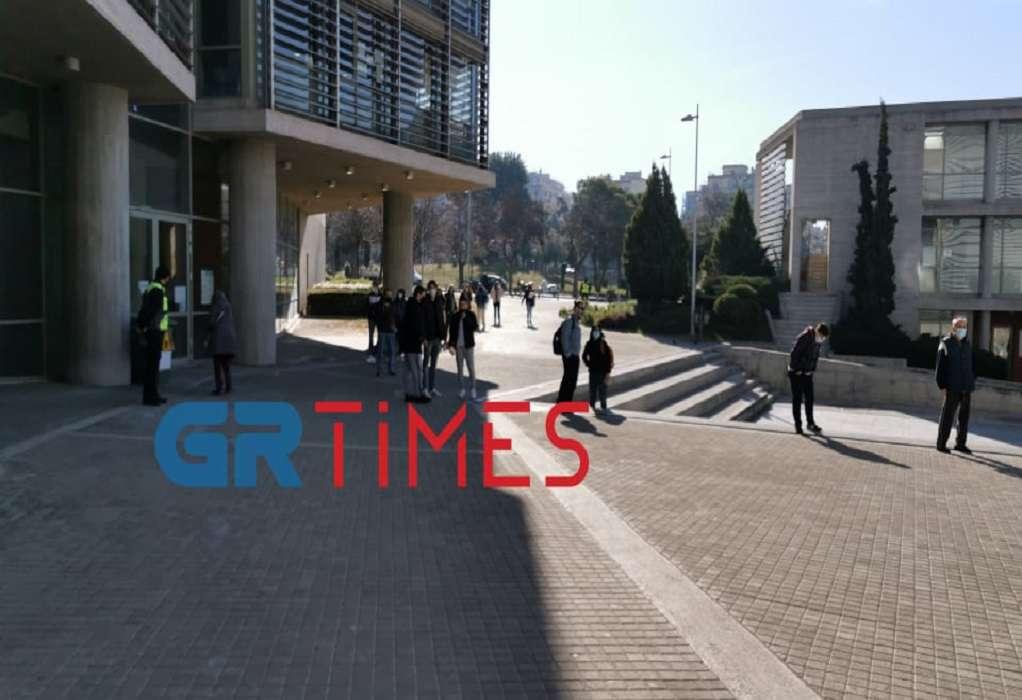 Δωρεάν rapid tests σήμερα στο δημαρχείο Θεσσαλονίκης
