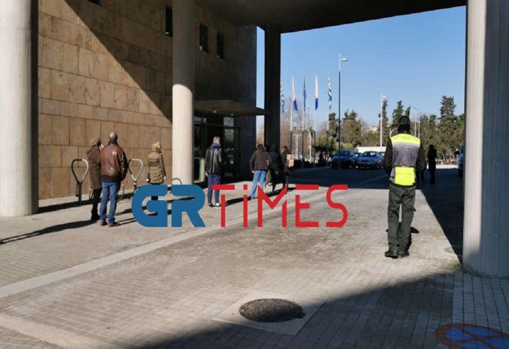 Δωρεάν rapid tests στο δημαρχείο Θεσσαλονίκης αύριο