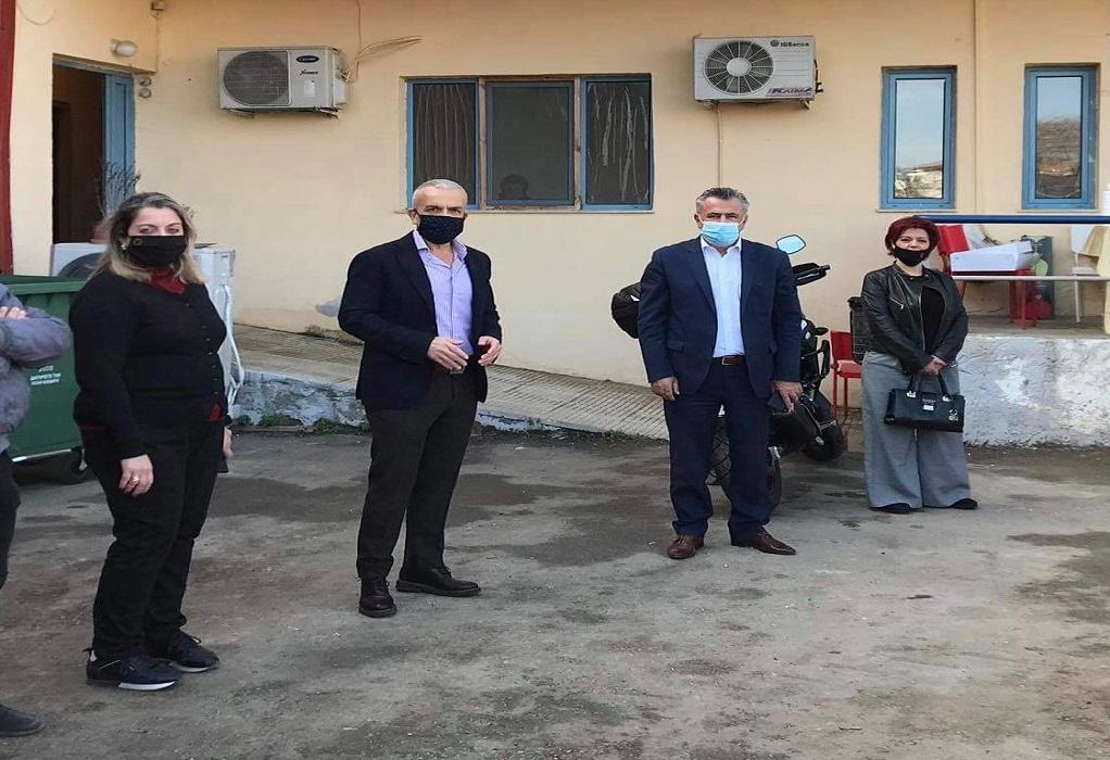 Γ. Ιωαννίδης: Προτεραιότητα ο εκσυγχρονισμός της υπηρεσίας Καθαριότητας