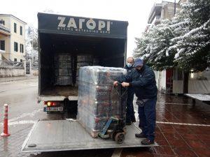 Χωρίς νερό τα Ιωάννινα – Δωρεάν διανομή εμφιαλωμένου από τη ΔΕΥΑ