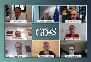 Οι GD4S συναντoύν τον Εκπρόσωπο της Ευρωπαϊκής Επιτροπής Diederik Samsom