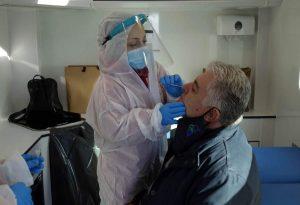ΕΕΘ: Rapid tests στους επαγγελματίες της Χαλάστρας