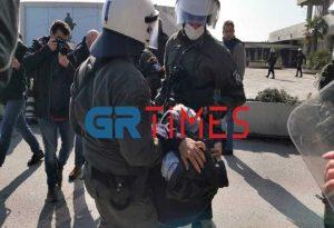Διώξεις στους συλληφθέντες του ΑΠΘ