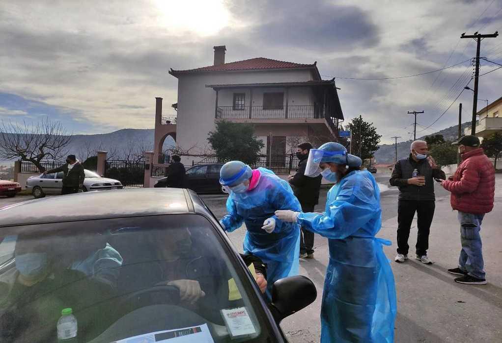 Αρνητικά όλα τα rapid tests στο δήμο Δέλτα