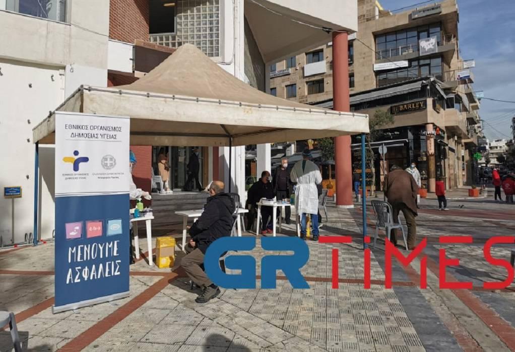 Πασχαλέρης: Μέριμνα για να καλύψει ο Δήμος τα έξοδα των ομάδων για rapid test