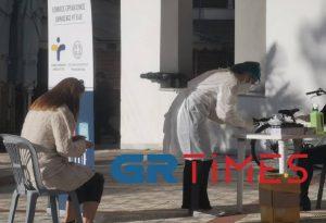 Επικοινωνία Δημάρχου Κορδελιού-Ευόσμου με Χαρδαλιά: Δεν κλείδωσε το lockdown