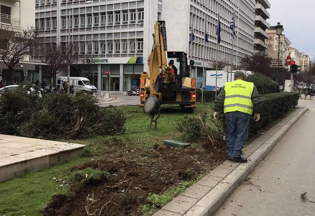Θεσσαλονίκη: Νέα όψη αποκτά η οδός Ερμού