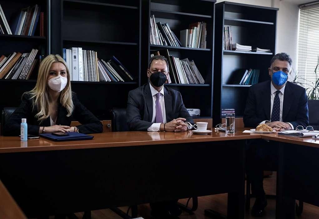 Σ. Λιβανός από ΕΦΕΤ: Στόχος η ενίσχυση των ελεγκτικών μηχανισμών