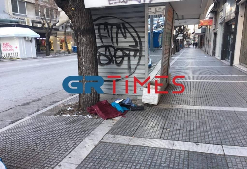 Θεσσαλονίκη: Άφησε τα ρούχα της και περπατούσε γυμνή (ΦΩΤΟ)