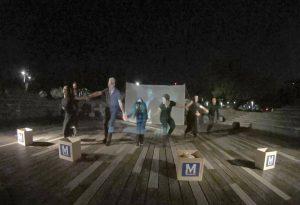 Ομάδα FireArt: Καλλιτεχνικό δρώμενο στο ΑΧΕΠΑ