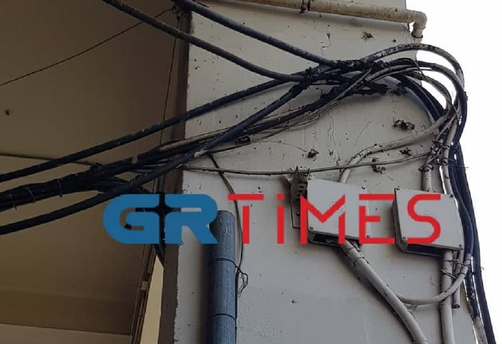 Θεσ/νίκη: Ελέγχους για τις παράνομες ηλεκτρολογικές εγκαταστάσεις ξεκινά η Περιφέρεια (ΦΩΤΟ)