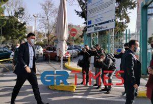 Στη Θεσσαλονίκη ο Βασίλης Κικίλιας (ΦΩΤΟ+VIDEO)
