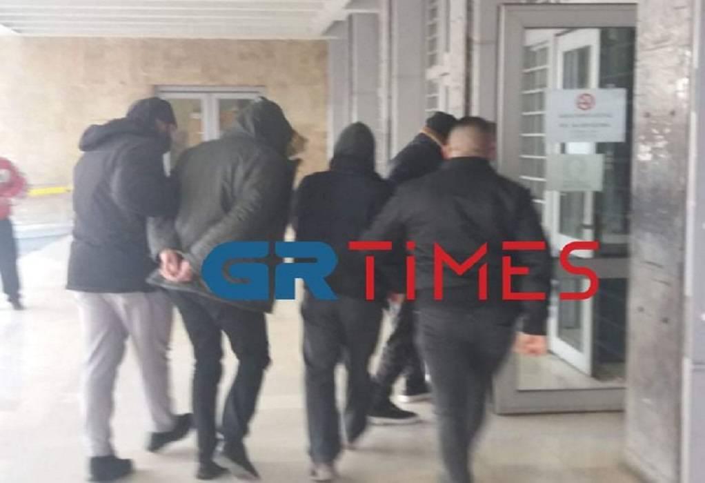 Προφυλακίστηκαν τρεις για τα 324 κιλά κοκαΐνης (ΦΩΤΟ)