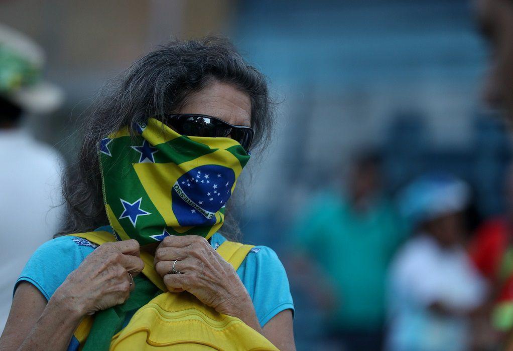 Βραζιλία: Ξεπέρασαν τα 15 εκατ. τα κρούσματακορωνοϊού