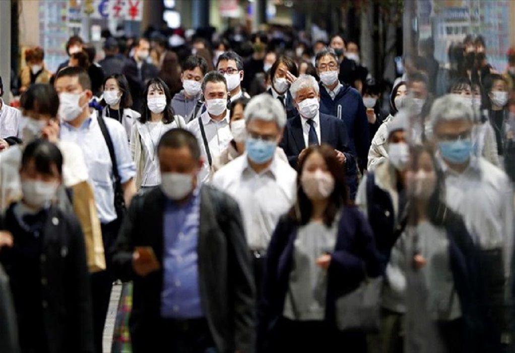 Κορωνοϊός: Νέα μετάλλαξη του ιού στην Ιαπωνία