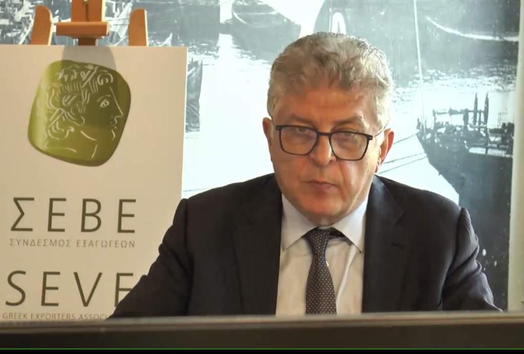 """Κωνσταντόπουλος: Άντεξε η εξωστρέφεια- τα """"κρυφά"""" κόστη για τη βιομηχανία"""