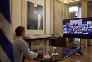 Ασφάλεια, άμυνα και Νότια Γειτονία στην τηλεδιάσκεψη του Ευρωπαϊκού Συμβουλίου