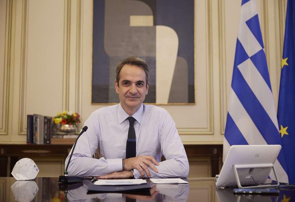 Συγχαρητήριο tweet του Κ. Μητσοτάκη για την Άννα Διαμαντοπούλου