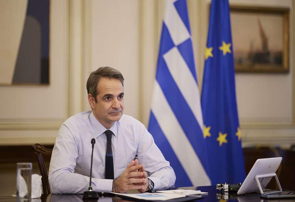 Κ. Μητσοτάκης: Η αυτοπεποίθηση της Ελλάδας, το διακύβευμα της τρίτης εκατονταετίας