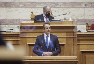 Κυρ. Μητσοτάκης: Το #MeToo δεν έχει κομματικό χρώμα και κομματική ταυτότητα