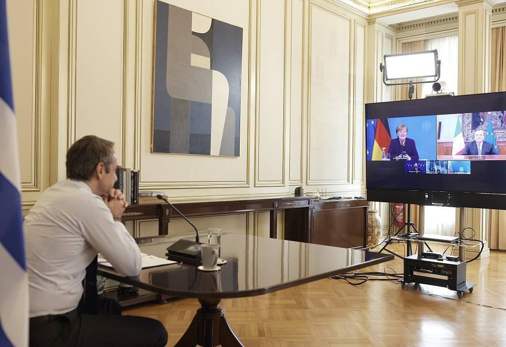 Το Ευρωπαϊκό Συμβούλιο προετοίμασαν οι ευρωπαίοι ηγέτες