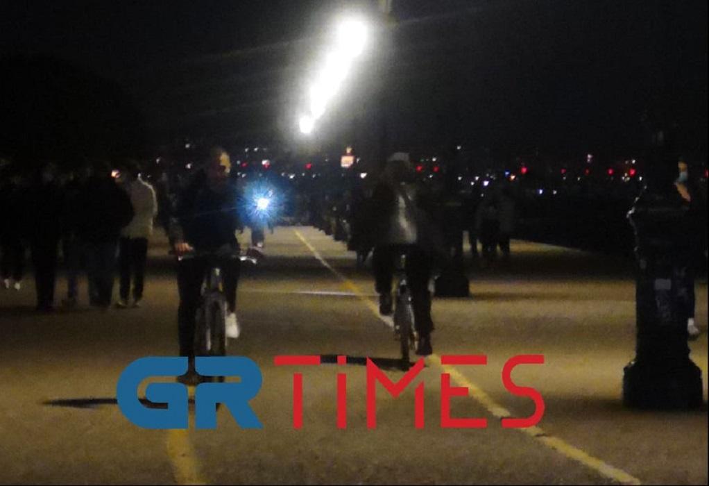 Από τις 9 το βράδυ η απαγόρευση κυκλοφορίας σε όλη τη χώρα