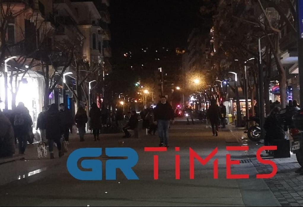 Θεσ/νίκη: Στη… βόλτα με ανοιξιάτικο καιρό (ΦΩΤΟ-VIDEO)