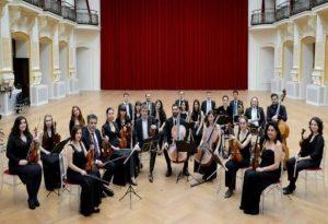 Η ορχήστρα «Ορφέας» της Βιέννης έπαιξε στη Θεσσαλονίκη για τον Έρωτα