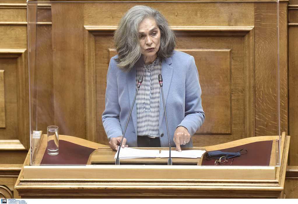 Το ΜέΡΑ 25 καταγγέλλει επίθεση των ΜΑΤ στην Σοφία Σακοράφα