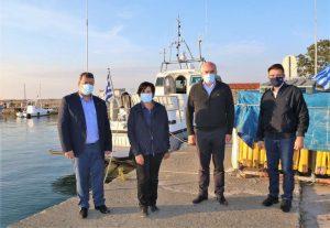 Σκάφος για μεταφορά ασθενών αποκτά το Λιμενικό Σώμα με χρηματοδότηση της ΠΑΜΘ