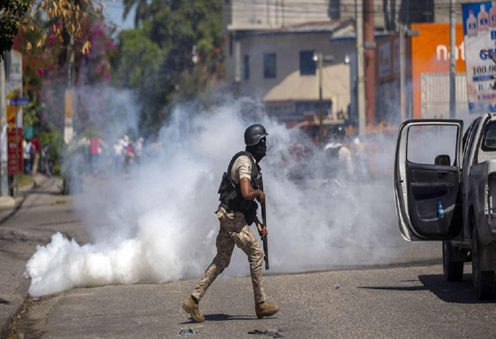 Αϊτή: Συγκρούσεις διαδηλωτών με την αστυνομία