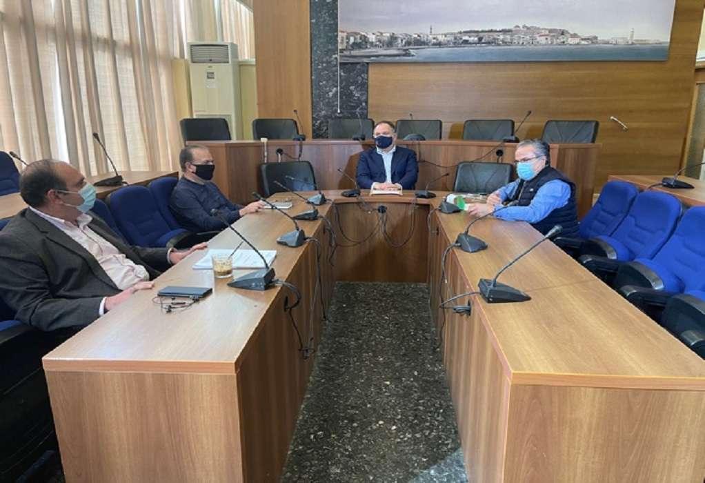 Στο Ρέθυμνο συνεδρίασε η Εκτελεστική Επιτροπή της ΠΕΔ Κρήτης