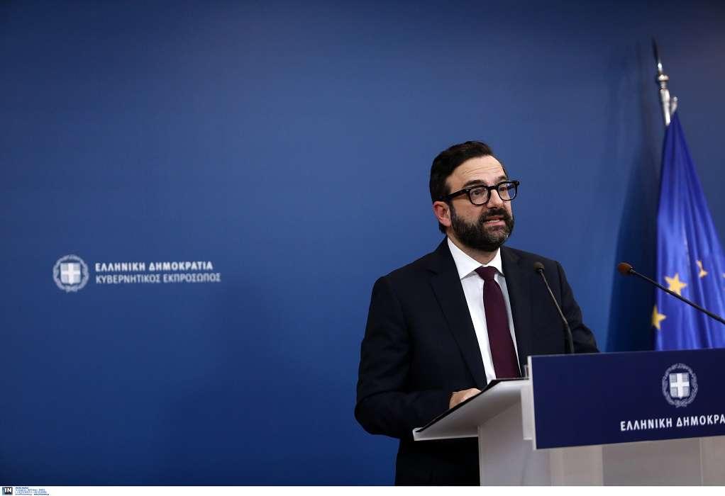 Ταραντίλης: Όσο επιμένει να μιλά ο κ. Τσίπρας με αυτό τον τρόπο, τόσο εκτίθεται