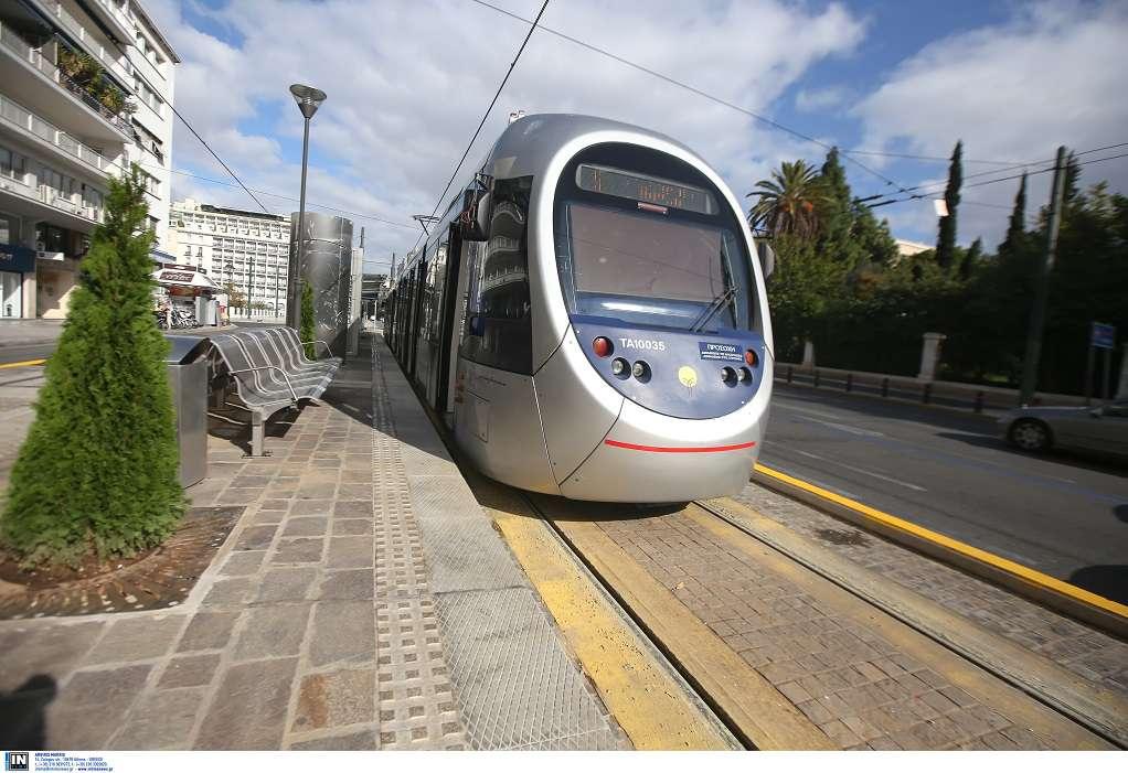 Κακοκαιρία – Αττική: Κανονικά τα δρομολόγια του τραμ